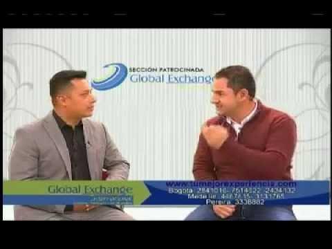 GLOBAL EXCHANGE INTERNATIONAL EN CARACOL TV