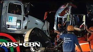 TV Patrol: Lima patay sa magkasunod na aksidente sa Cavite