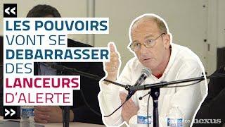 Étienne Chouard : Soutien magistral à nos lanceurs d'alerte