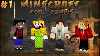 Minecraft - COD | black ops: Zombie (#1)