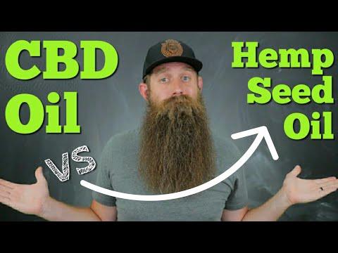 CBD Oil vs Hemp Seed Oil – EXPLAINED!