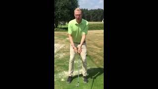 Golf Tutorial: Körperrotation - PGA Pro Maximilian Tescherner im Golfclub Berlin Prenden