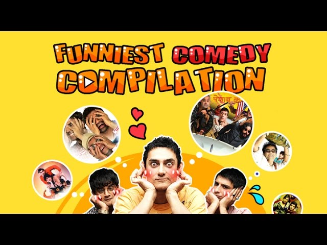 Best Bollywood Hindi Comedy Scenes Compilation