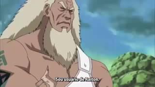 Naruto Vs Raikage