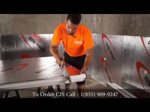 Insulating Basement Walls | The Best Insulation for Your Basement