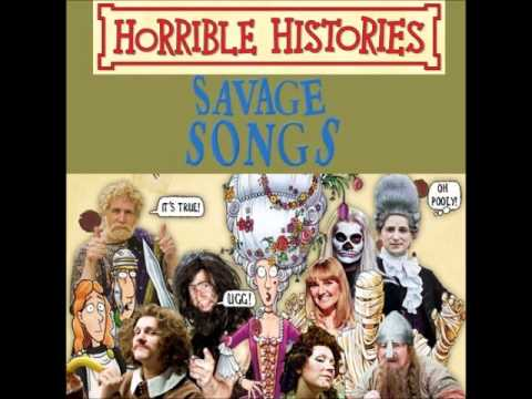 Horrible Histories: Savage Songs - 57. The Thinkers