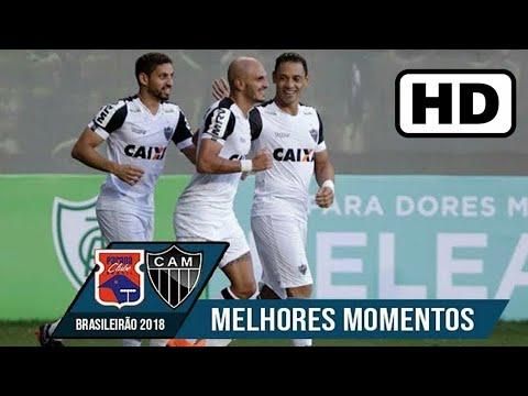 PARANÁ 0X1 ATLÉTICO MINEIRO - MELHORES MOMENTOS E GOLS - BRASILEIRO (14/11/2018)