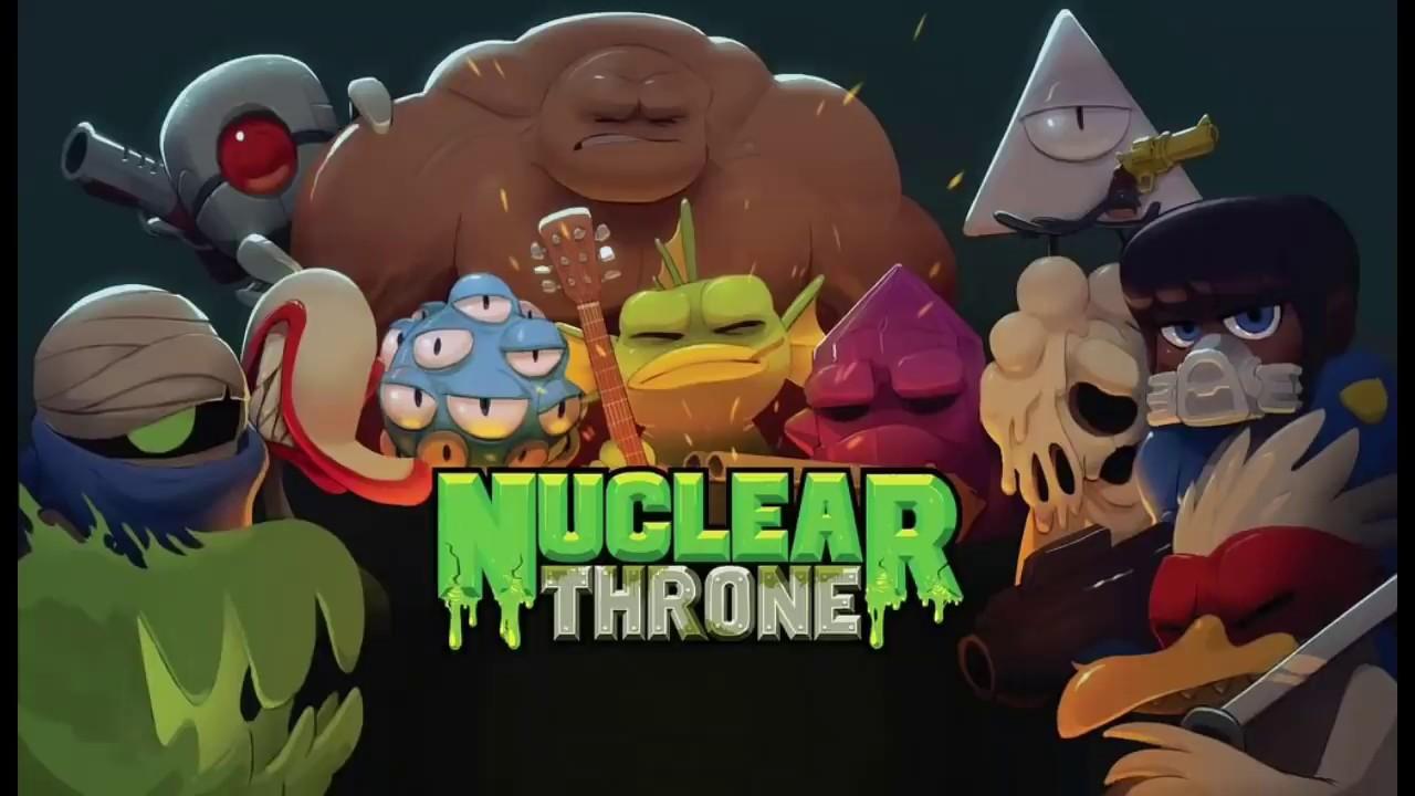 El título de Game Pass Nuclear Throne tiene una historia interesante