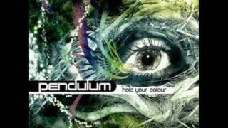 Watch Pendulum Hold Your Colour video