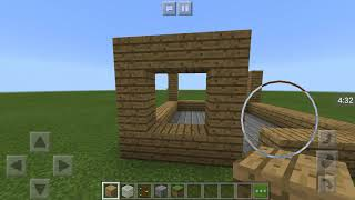 How to make a simple house. Easy :)