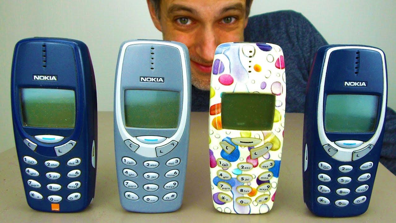 Nouveau Nokia 3310 - Pourquoi Nokia va cartonner avec son nouveau téléphone idiot ? - YouTube