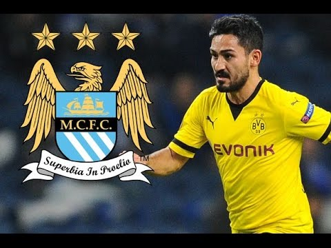 ILKAY GÜNDOGAN | Welcome To Manchester City | Goals, Skills, Assists