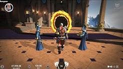 Dungeon Immortal Evil Bonus Feature (Evoplay Entertainment)