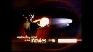 Channel Nine: 'Wednesday Night & The Movies' Intro (Early 2002)