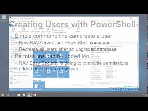Create Users with PowerShell