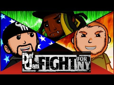 Super Best Friends Brawl - Def Jam Fight For New York