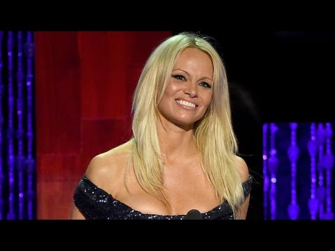 shaved pussy pamela anderson