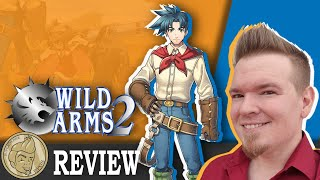 Wild Arms 2 Review! (PSX) The Game Collection