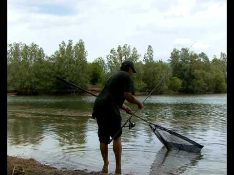 Ian Chillcott Surface Fishing For Carp Part 1