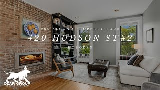 💡 📸 🎬 #60SecondPropertyTour - 420 Hudson Street