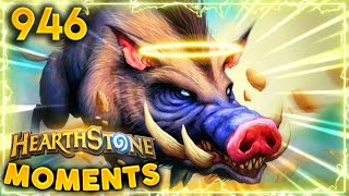 Praise the RNG LORD and He'll Provide | Hearthstone Daily Moments Ep.946