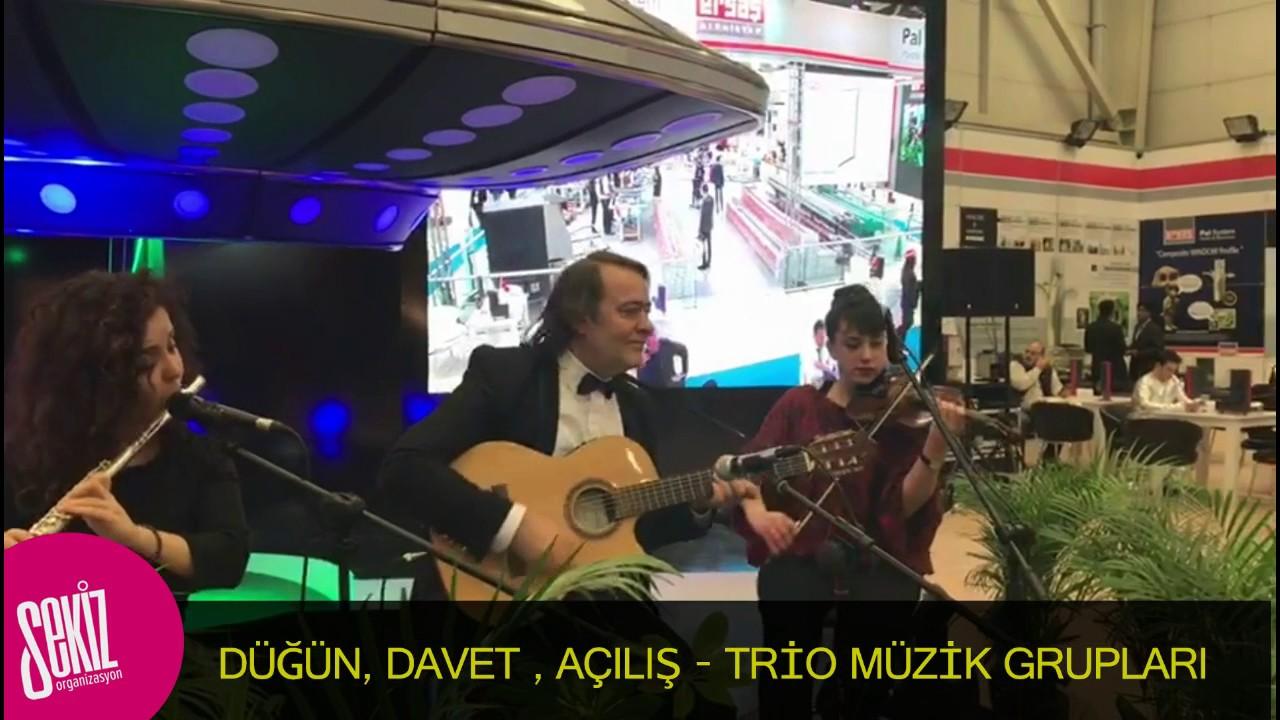 Fuar Trio (Düğün,Açılış,Fuar)#triokiralama #triocanlımüzik #canlımüzikkiralama #düğüntrio #fuartrio