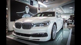 Test Driving The New 2018 BMW 750i Sedan!
