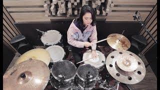 Suara - GAC (Drum Cover) - Rani Ramadhany