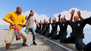 GTA 5 Crazys Los Santos Compilation #4 (GTA V Fails/Funny Moments/Cars/Crashes)