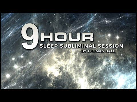 Feel Good About Yourself - (9 Hour) Sleep Subliminal Session - By Thomas Hall
