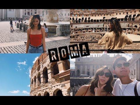 VLOG   意大利旅行pt2   罗马 & 梵蒂冈
