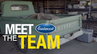 Director of Technology - Automotive Enthusiast & Vise Collector - Kevin S - Meet the Eastwood Team