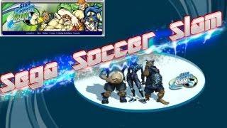 """Heute ein Spiel Abseits vom Shooter Genre - """"Sega Soccer Slam"""" Fußball der Superlative"""