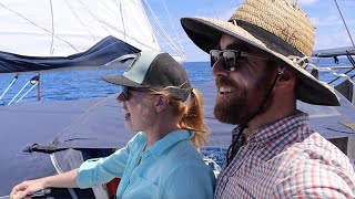 The Final Passage! Sailing to New Zealand in a 36-foot Beneteau- Ep 43