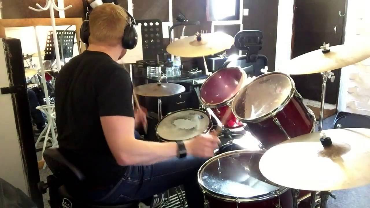 Supersonic - Trinity Rock and Pop Drums Initial Grade Drums