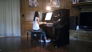 Celine plays Amazing Grace
