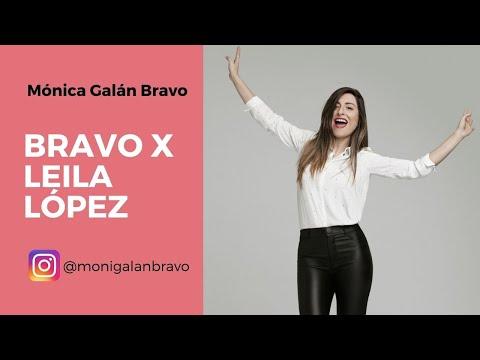 Bravo x Leila López, terapeuta sexual y de pareja. Autora de 365 días de pasión con tu pareja.