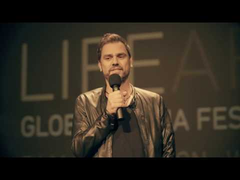 "LIFEART Festival Press Gala | Ariel Vromen presents the ""HELLAS Award"""