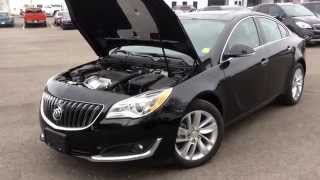 Review of New 2014 Buick Regal Turbo Premium | 140144