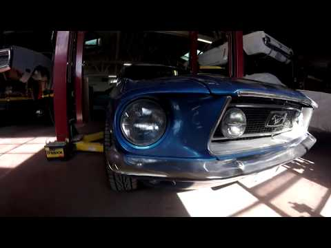Mustang GT 67 Del  Video Ride Em On Down De The Rolling Stones