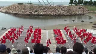 十人十彩 ~2010ゑえじゃないか祭り(石舞台会場)