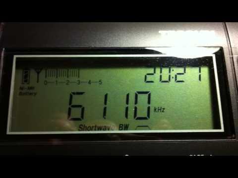 6110 KHz Radio Fana ( Addis Ababa, Ethiopia)