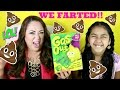 GAS OUT Funny Gross Game LOL |B2cutecupcakes