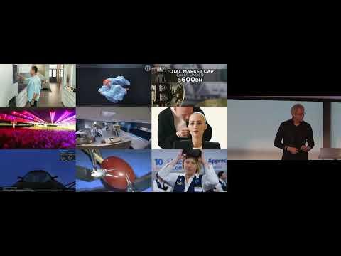 Paul Daugherty: Human + Machine: Reimagining Work in the Age of AI