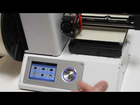 Monoprice Select Mini 3D Printer First Look