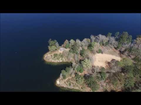 Drone Views Of Lake Okhissa