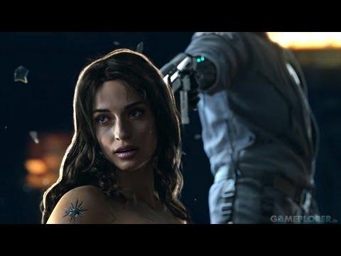 Cyberpunk 2077 Teaser Trailer [GERMAN] (2013) FULL HD