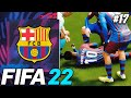 NO NOT ANSU FATI..HE IS OUT!!!😔 - FIFA 22 Barcelona Career Mode EP17