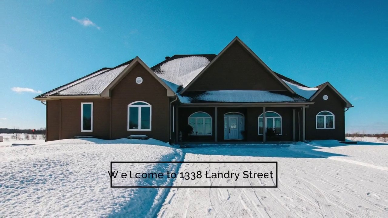 Download Luxury Rockland Home For Sale | 1338 Landry Street | Bennett Property Shop Realty