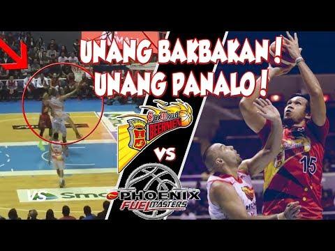 Unang LARO! Unang PANALO! | San Miguel vs Phoenix Fuel | Highlights | PBA Philippine Cup 2018